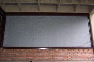 Protivpožarna zavesa TFF