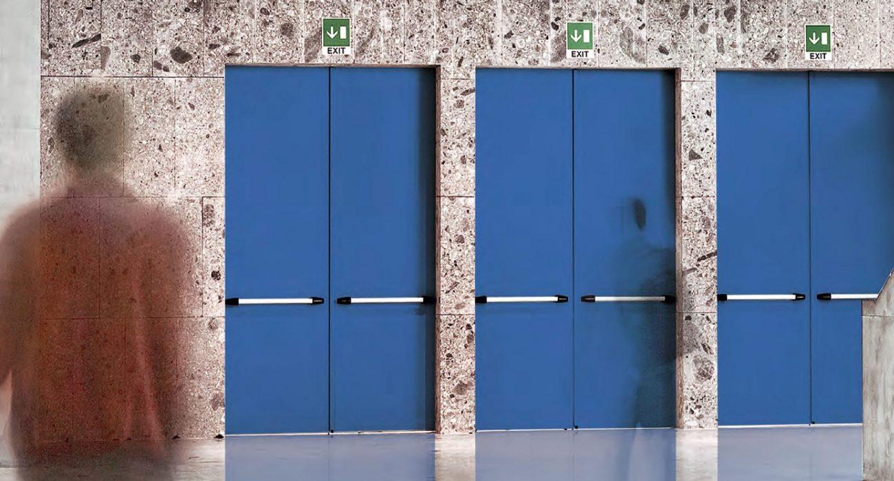 Protivpožarna vrata Proget